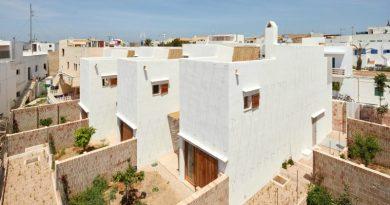 Sant Ferran-Häuser nominiert für EU-Architekturpreis