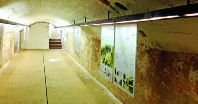 60 Jahre verschüttet: Bunker aus Bürgerkriegszeiten ist öffentlich zugänglich