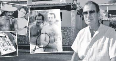 Leben mit den Stars: Ibiza-Legende Tony Pike ließ bis ins hohe Alter keine Party ausfallen