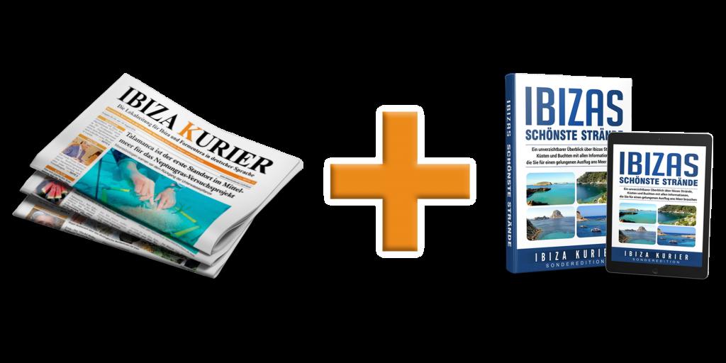 Komplettpaket: Jahres-ePaper-Abo plus 1 Ibiza-eBook