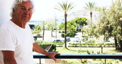 Exklusiv-Interview mit dem Pacha-Gründer und leidenschaftlichen Segler Ricardo Urgell