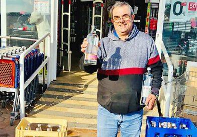 Nachfrage schafft Angebot: Wasser ab sofort auch in Pfandflaschen