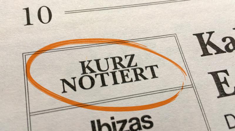 IK Kurznachricht