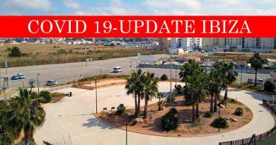 COVID 19-UPDATE: Flughafen gesperrt und Ausgangssperre auf Ibiza und Formentera in Kraft
