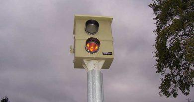 Der Blitzer an der San Antonio-Autopista auf Ibiza  liegt vorn