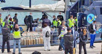Drogenschmuggler gehen der Policia Nacional und der Zollüberwachung auf Ibiza ins Netz