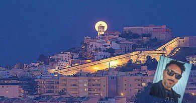 Ein Spaziergang zwischen den Sternen auf Ibiza