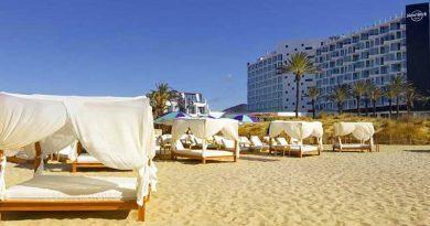 Fünf der elf Palladium-Hotels auf Ibiza öffnen