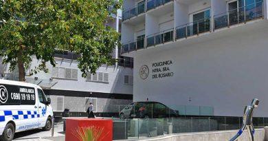"""Das Rosario auf Ibiza behandelte von März bis Juni 56 """"Corona""""-Patienten"""