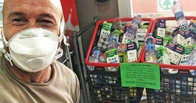 """Akt der Solidarität auf Ibiza: """"Die Leute sorgen sich, was noch mehr Machtlosigkeit verursacht."""""""