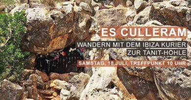 Leser-Wanderung zur Es Culleram-Höhle