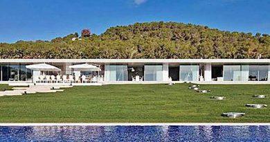 "Cathy's ""Villa Titanium"" auf Ibiza hat 2.500 Quadratmeter zu viel"