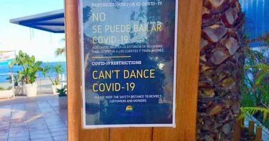 Wegen der Ansteckungsgefahr: Wer auf Ibiza tanzt, oder dies erlaubt, wird bestraft