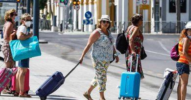 Der Tourismus auf den Pityusen ist um 97% eingebrochen