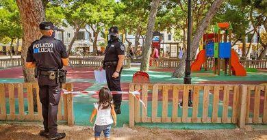Der Frust wächst über die Lockdowns in Teilen von Ibiza-Stadt und San Antonio