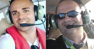 Pilot immer noch vermisst: Auf dem Rückweg von Ibiza vom Sturm überrascht und abgestürzt
