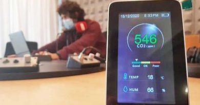 Formentera investiert in die Anschaffung von 80 Kohlendioxid-Messgeräten
