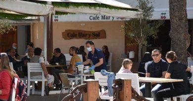 """Die Gastronomie auf Ibiza ist """"kurz vor dem Konkurs"""""""