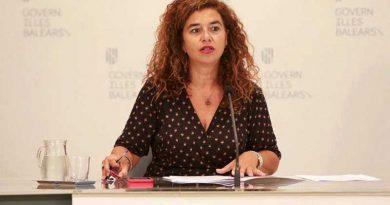 Die bestbezahlteste Politikerin der Balearen ist von Ibiza