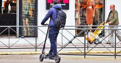 E-Tretroller: Großstadt-Trend erreicht das tiefste ibizenkische Hinterland