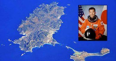 Ein Ibiza-Schnappschuss aus dem Weltall