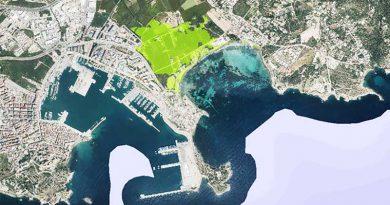 Ein Teil von Ses Feixes könnte bis zum Jahr 2100 im Meer versinken