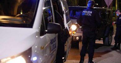 Mann droht Polizisten mit dem Tod