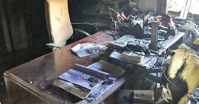 Gerichtsunterlagen zerstört: Brandstifter auf der Anklagebank – Die Staatsanwaltschaft fordert mehrjährige Haftstrafen