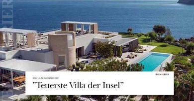 """Sa Ferradura auf der Illa des Bosc fast ausgebucht – """"Teuerste Villa der Insel"""": Kaum noch freie Termine"""