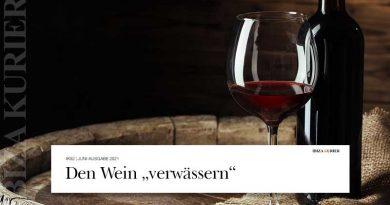 Wasser im Wein und getrocknete Würmer – Weinbranche macht Front gegen EU-Pläne