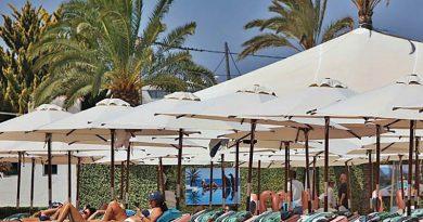 """Cathy Guetta schuldet noch 15 Lieferanten auf der Insel Geld – Zwei Beachclubs in den Sand gesetzt: """"Bikini Beach"""" und """"Turquoise"""""""