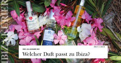 Es liegt was in der Luft, das macht Lust auf einen lieblichen Ibiza-Sommer-Duft