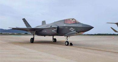 Notlandung eines F35-Kampfjets der US Air Force auf Ibiza
