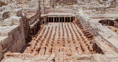 Archäologe aus Ibiza im Libanon – Der ibizenkische Archäologe Josep Garí verbrachte zwei Monate in Tyrus, um in der libanesischen Stadt mit ihrer über 5.000 Jahren alten Geschichte bei Ausgrabungen zu helfen.