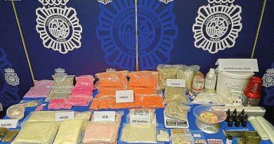 """Tausende Pillen der Modedroge """"Fanta Orange"""" beschlagnahmt – Mallorca-Dealer soll Privatpartys auf Ibiza mit Stoff versorgt haben"""