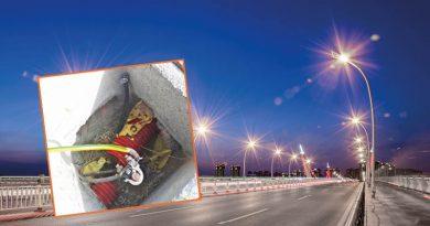 Kabel der Straßenbeleuchtung geklaut – Abschnitte der Carretera Santa Eulalia liegen im Dunkeln