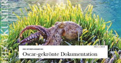Abtauchen in die Wunderwelt des Meeres – MARE-Ausstellung im Auditorio Caló de s'Oli